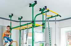Indoor Gymnastic Play Sets
