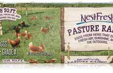 Pasture-Raised Egg Packaging