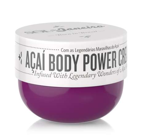 Superfood Body Creams - Sol De Janeiro's Nourishing Antioxidant Cream is Powered by Acai