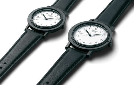 Tech Visionary Timepieces - The Seiko Chariot Quartz Movement Watch is Being Released in Japan