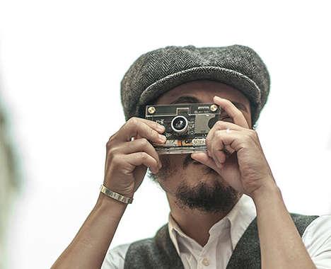 DIY Interchangeable Lens Cameras