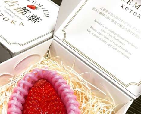 Boxed Strawberry Gifts