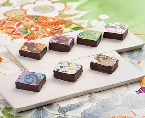 Cultural Motif Chocolates