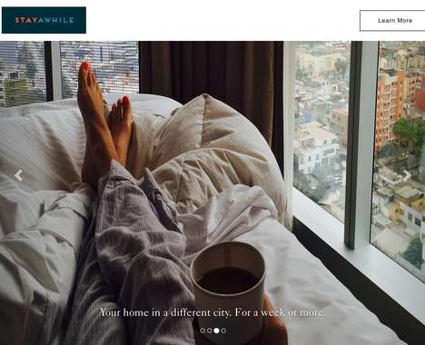 Nomadic Lifestyle Hotel Subscriptions