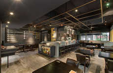 Asian Diner Restaurant Designs