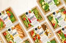 From Digestion-Aiding Snack Bars to Grab-and-Go Meat Trays
