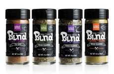 Cultural Flavor Spice Blends - The Kitchen Crafted 'BLND' Seasoning Spices are Completely Natural
