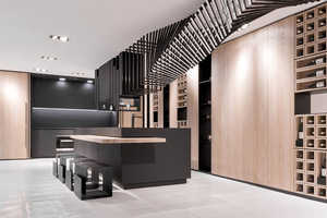 20 Futuristic Kitchen Designs - From Modular Concept Kitchens to Freestanding Prefab Kitchens