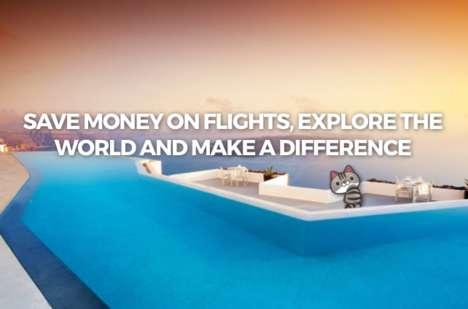 Cost-Saving Travel Memberships - 'Travel Cat Flights' Saves Members Hundreds of Dollars on Flights