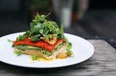 Raw Vegan Lasagnas - Tennis Champion Novak Djokovic's Zucchini Lasagna Recipe is Vegan-Friendly