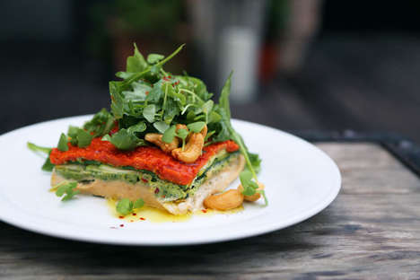 Raw Vegan Lasagnas - Tennis Champion Novak Djokovic's Zucchini Lasagna Recipe is Vegan-Friendly