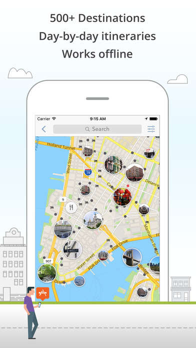 All-In-One Travel Apps - Sygic's Trip-Planning GPS App Inspires, Handles Bookings and More
