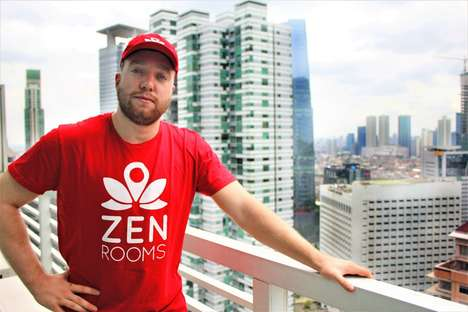 Independent Hotel-Booking Platforms - ZEN Rooms Caters to the Needs of Millennial Travelers