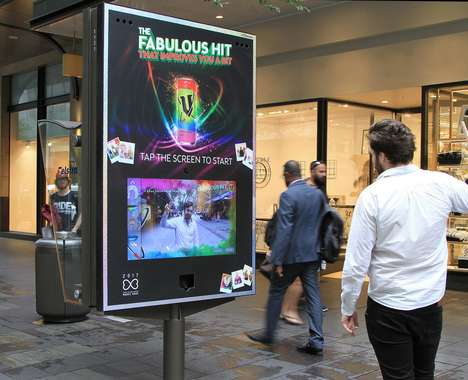 Augmented Photo Booths