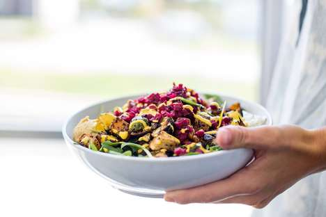 Fast Casual Mediterranean Restaurants - Cava Grill Offers Customizable Salads and Grain Bowls