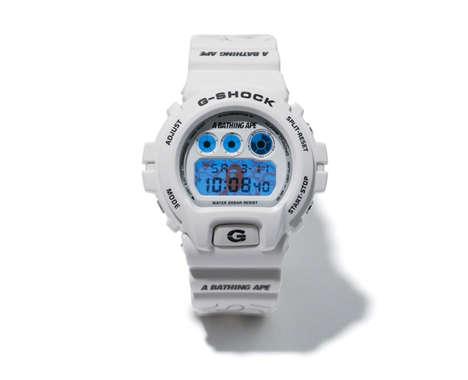 Co-Branded Streetwear Watches