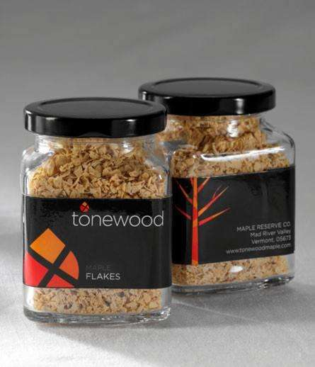 Maple Flake Sweeteners - Tonewood Maple Introduces Maple Syrup as a Sweetener in Novel Forms