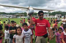 The WeRobotics Cargo Drone Brings Medicine to the Peruvian Amazon