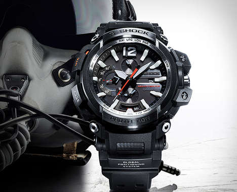 Analog GPS Timepieces