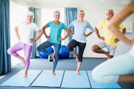 Boomer-Friendly Fitness Programs - 'Omni Fitt' is a Personal Training Program for Seniors