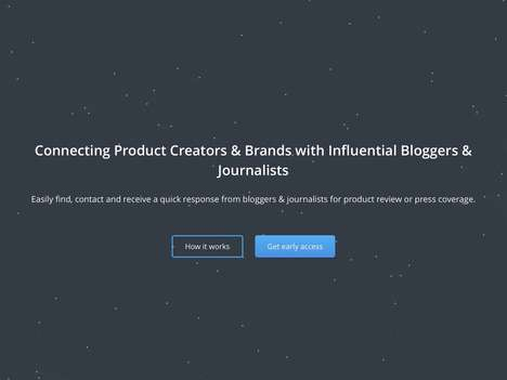 Marketing Blogger Outreach Platforms - 'Submize' Connects Brands with Influencers and Journalists