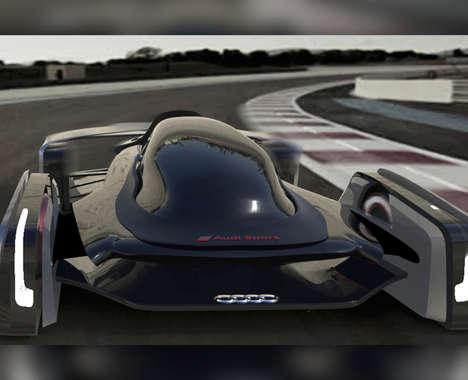Conceptual Consumer Race Cars