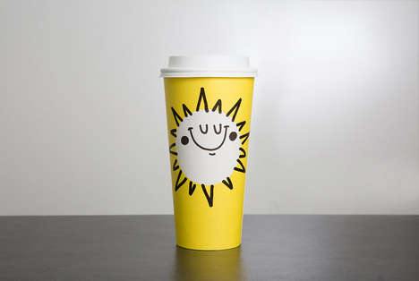 Springtime Coffee Cups - These New Starbucks Coffee Cups Add Cheer to the Season