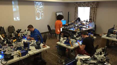 Smartphone Repair Courses - The iPad Rehab Practical Board Repair School Focuses on the iPhone