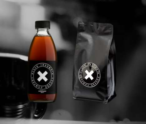 32 Examples of Home-Brewed Drink Packaging - From Freshness-Focused Coffee Bags to Luxe Tea Vessels