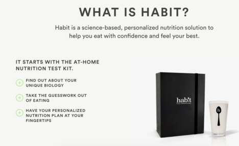Personalized Nutrition Plans - Habit Reveals Nutrition-Related Biology to Help People Eat Better