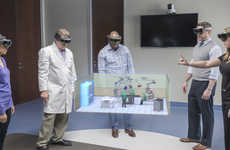 This Operating Room Design Software Uses Augmented Reality Holograms
