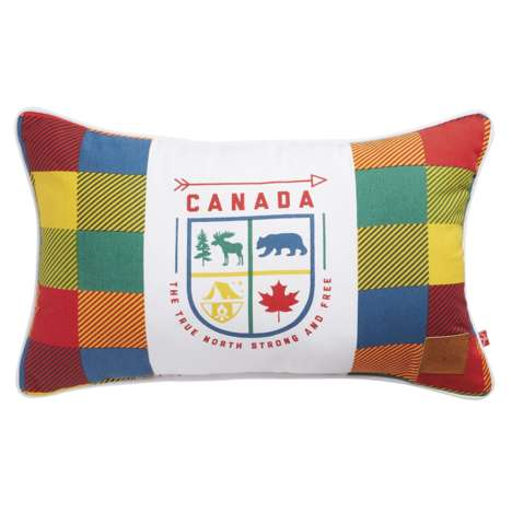 Commemorative Canadiana Housewares - The PC Canada 150 Collection Boasts Heritage Home Accessories