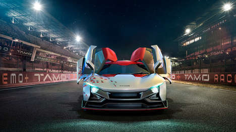 History-Making Performance Cars - The Tamo Racemo Concept Is India's First-Ever Sports Car