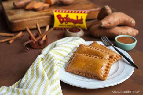 Promotional Sweet Potato Pies - Bojangles' is Celebrating National Pi Day with Sweet Potato Pie