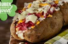Beefy Baked Potatoes