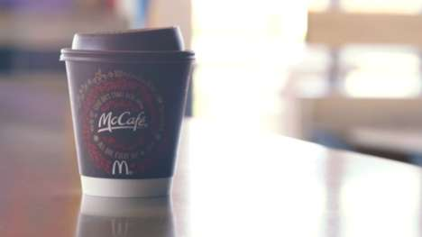 Fast Food Espresso Menus - McDonald's is Now Testing Specialty McCafé Drinks in Northern California