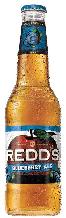 Seasonal Fruit Flavor Beers - Redd's Apple Ale is Available in Three New Refreshing Varieties