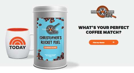 Internet Media Coffees - Buzzfeed 'Tasty' is Now Selling Branded Products