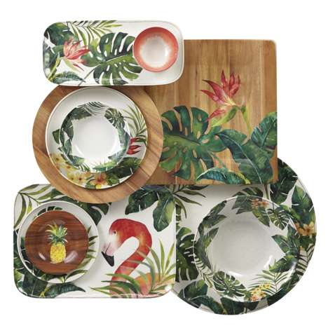 Tropical Patio Accessories - Real Canadian Superstore's Home Collection is Elegantly Affordable