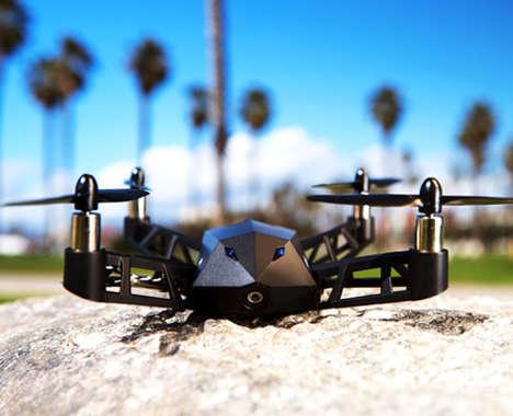 Budget Video-Capturing Quadcopters
