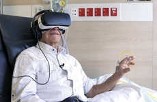 This Chemotherapy Patient Program Uses Virtual Reality as a Form of Escape