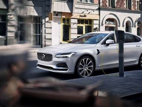 Affordable Fully Electric Vehicles - Volvo Cars Announced an EV with a 250 Mile Range for 2019