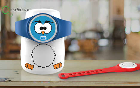 Location-Tracking Child Wearables - The 'Findly' Tracking Watch Keeps an Eye on Child Location
