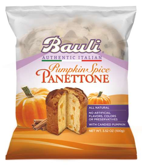 Miniature Italian Cakes - Bauli New Mini Panettones are the Perfect Size for Snacking