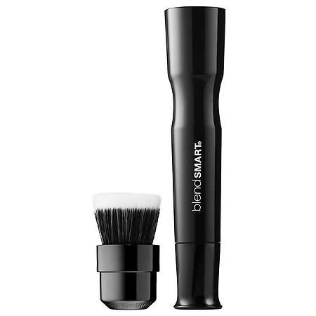 Rotating Makeup Brushes - blendSMART's Rotating Foundation Brush Simplifies Cosmetic Blending