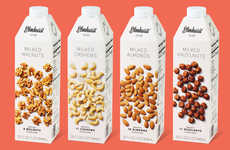 Nutrient-Dense Nut Milks