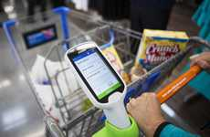 Wal-mart's Scan & Go Technology Helps Customers Skip Busy Checkout Lines