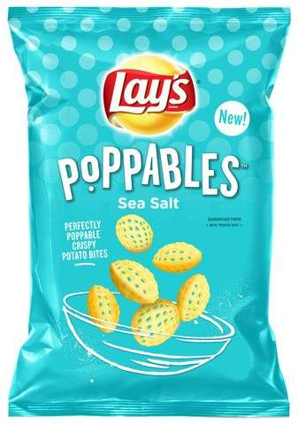 Popped Potato Bites - Lay's 'Poppables' Introduce a New Way to Enjoy Potatoes as a Snack