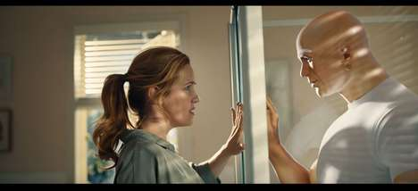 Carnal Cleaning Ads - The Mr. Clean Super Bowl Ad Turns the Spokesman into a Sexy Figure