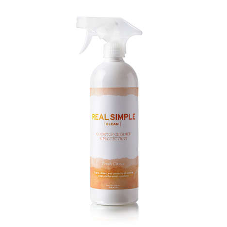 Magazine-Branded Cleaners - The 'Real Simple Clean' Line was Created by Time Inc.'s 'REAL SIMPLE'